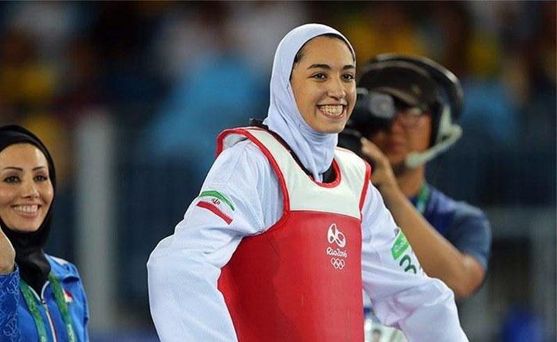 یادداشت حجت الاسلام پژمان فر خطاب به خانم کیمیا علیزاده ملی پوش تکواندو در المپیک ریو