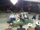 جلسه حجت الاسلام پژمان فر با فعالان فرهنگی در مشهد