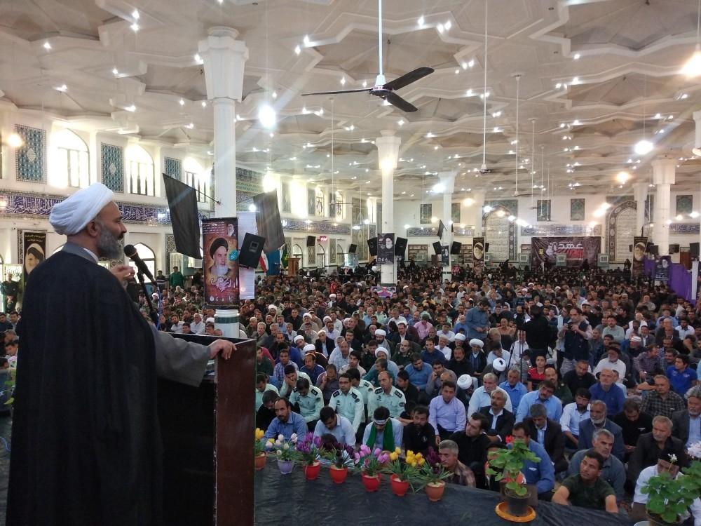 حجت الاسلام پژمانفر: انقلاب اسلامی با تکیه بر مردم بزرگترین تهدیدها را تبدیل به فرصت کرده است
