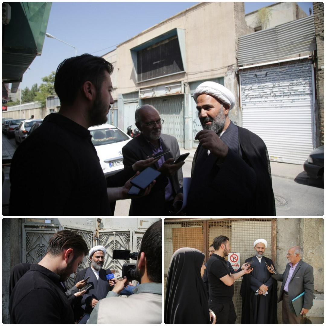 گزارش تصویری حضور در حوزه انتخابیه / شهریور ۹۷ (۱)