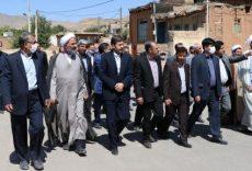 پیام تشکر اعضای شورای اسلامی شهر کلات از حجت الاسلام پژمان فر