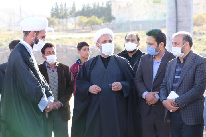 بازدید حجت الاسلام پژمانفر از شهرستان کلات