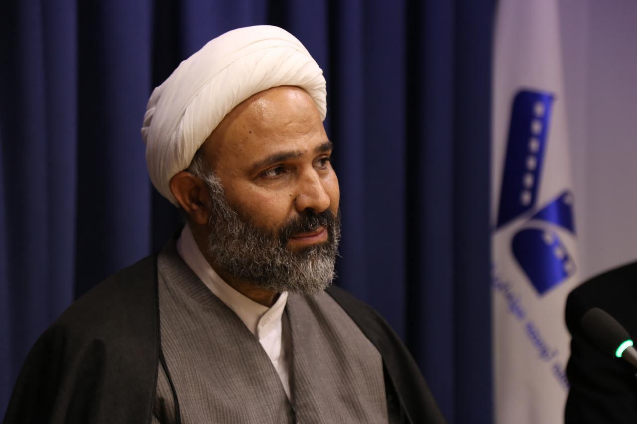 گزارش تصویری/ بازدید حجت الاسلام پژمان فر رئیس کمیسیون فرهنگی از حوزه هنری