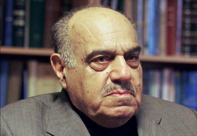 پیام تسلیت نصراله پژمان فر به مناسبت درگذشت شاعر بزرگ، علی باقرزاده