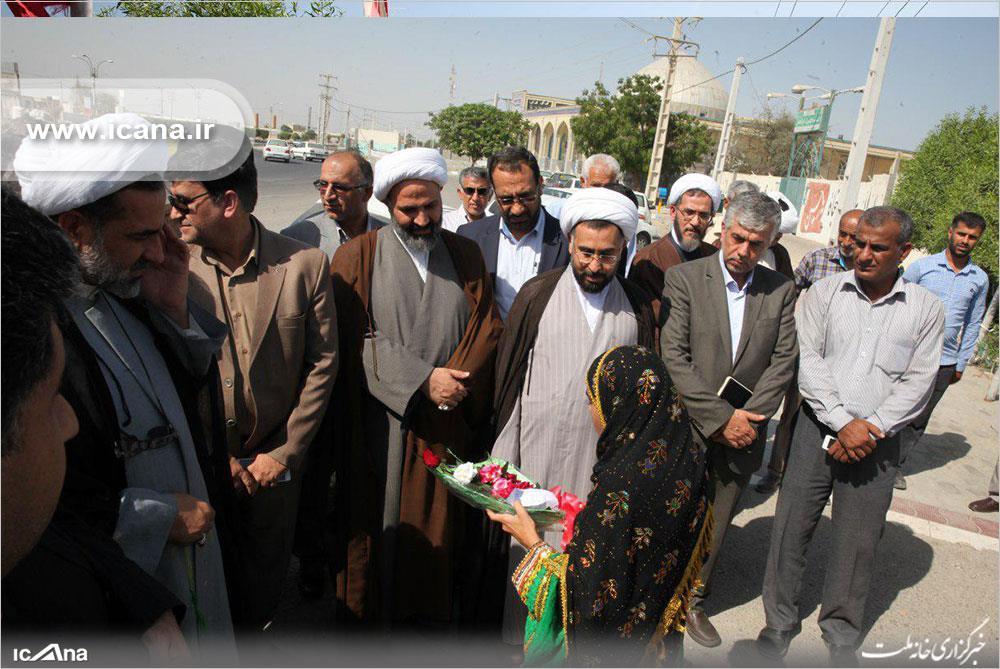 گزارش تصویری/ سفر کمیسیون فرهنگی مجلس شورای اسلامی به استان هرمزگان
