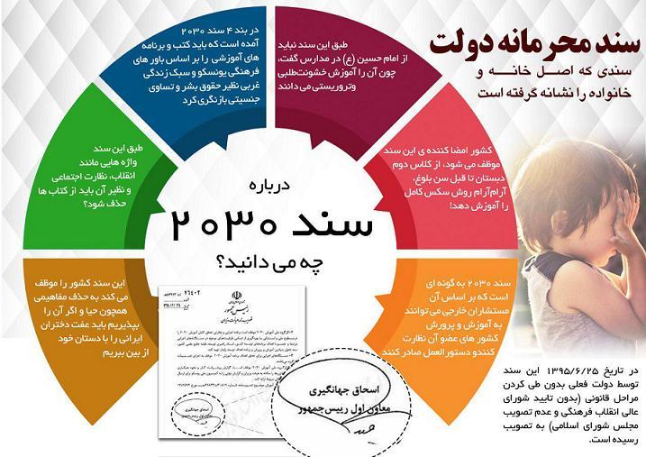 پژمانفر نائب رئیس کمیسیون فرهنگی: لغو سند ۲۰۳۰ از مصادیق آتش به اختیار