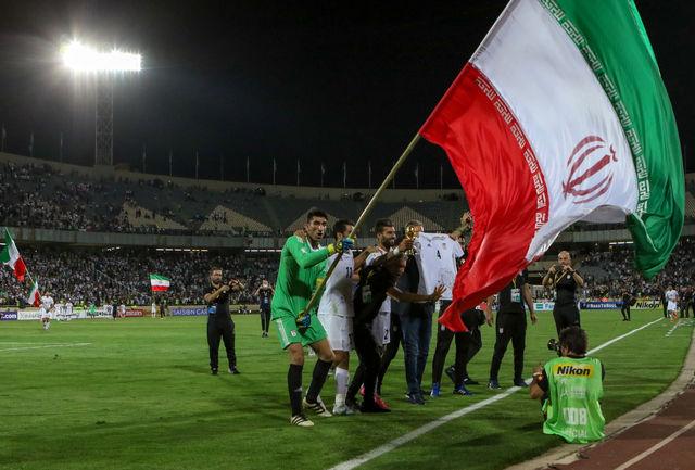 پیام تبریک حجت الاسلام پژمانفر، رئیس کمیسیون فرهنگی به مناسبت صعود تیم ملی فوتبال به جام جهانی