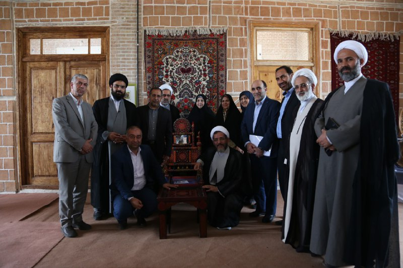 گزارش تصویری/سفر کمیسیون فرهنگی مجلس به آذربایجان شرقی (۲)