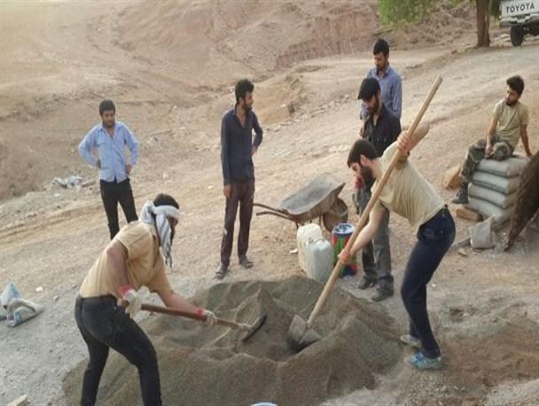 پیام قدردانی حجت الاسلام پژمانفر از اعضای محترم حوزه بسیج شهید دستغیب روستای لائین نو