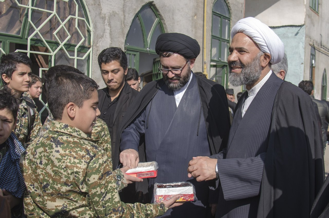 گزارش تصویری/بازدید حجت الاسلام پژمانفر از موکب های استقبال از زائران پیاده مسیرهای منتهی به مشهد مقدس