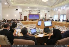 حضور حجت الاسلام پژمانفر در نشست شورای عالی شهرسازی