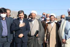 بازدید حجت الاسلام پژمانفر و معاون وزیر کشور از شهرستان کلات